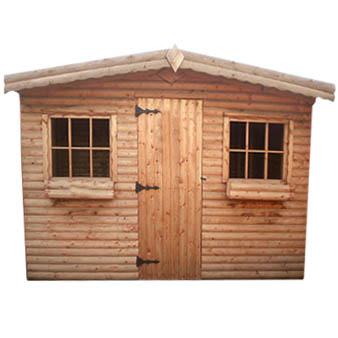 Log Cabin   Style 3