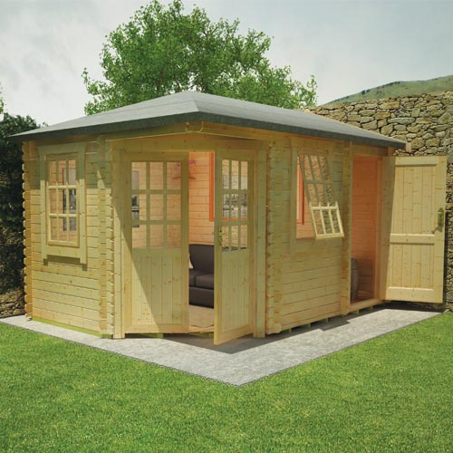 Rainham sheds for Log cabins victoria
