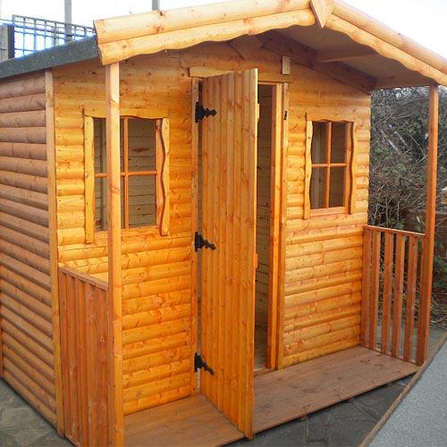 Rainham Sheds Log Cabins