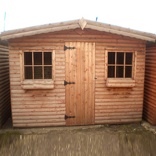 Rainham Sheds Log Cabins