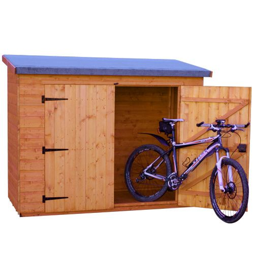 Rainham sheds pent compact for Motorcycle shed